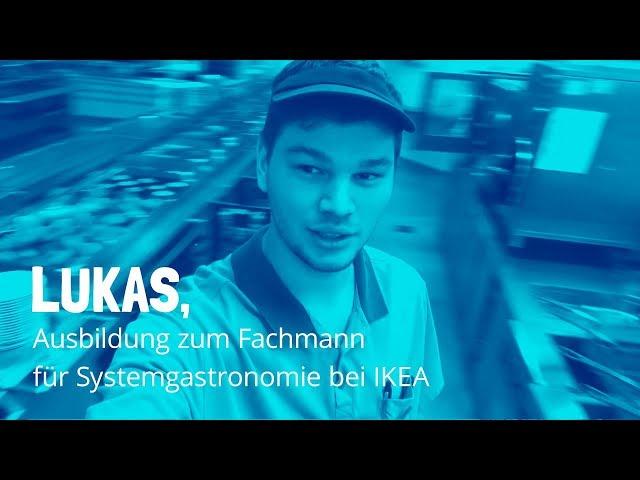 Ausbildung zum Fachmann für Systemgastronomie bei IKEA in Dortmund