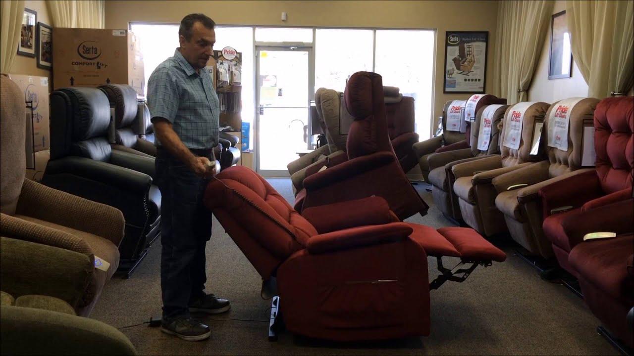 Wall Hugger Lift Chairs