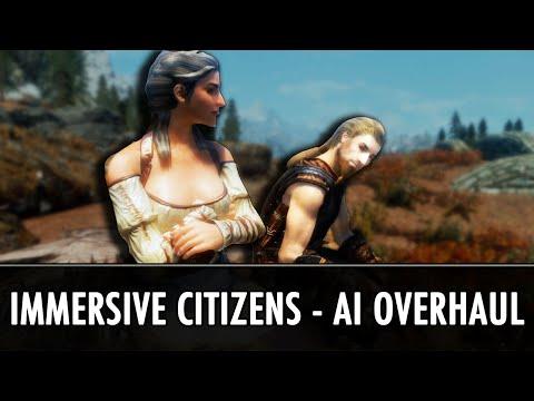 Skyrim Mod: Immersive