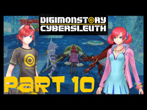 Kowloon Level 3-Let's Play Digimon Story Cyber Sleuth Part 10