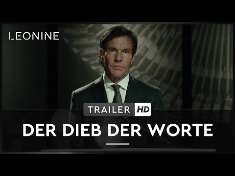 Der Dieb der Worte - Trailer (deutsch/german)