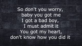 Ariana Grande - The Way Ft. Mac Miller Lyrics!