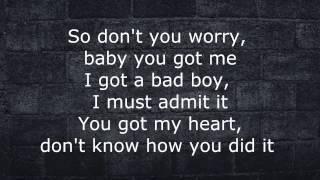 Ariana Grande - The Way Ft. Mac Miller Lyrics!