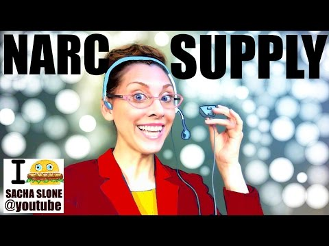 HIGH QUALITY NARCISSISTIC SUPPLY 📢PROFESSIONAL EXPERT DEMONSTRATION 📞1-800-NARC-SUPPLY☎