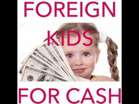 KIDS FOR CASH IN JAPAN