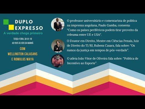 Duplo Expresso 30/1/2018