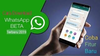 Download lagu Cara download whatsapp beta terbaru 2019