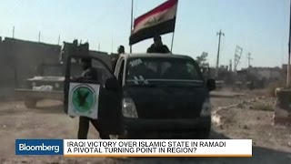 IraqSecurity Forces Recapture SecondStrategic City