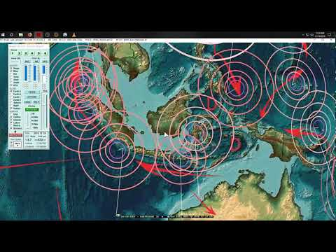 11/19/2018 -- Global Earthquake Forecast -- Potential VERY Large event this week -- BE PREPARED