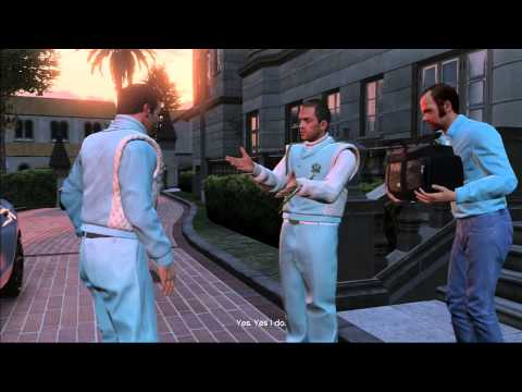 GTA V Kifflom Unknowing the Truth (Best Ending!)