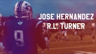 Jose Hernandez | R.L. Turner Texas HS Football Highlights