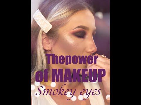 The Power Of MAKEUP | Smokey Eyes| Alice Stoica