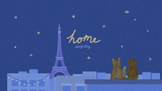 PLAYLIST ●  You Are My Home ( HONNE, Bruno Major, gnash, etc.)