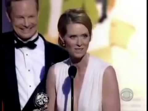 Cynthia Nixon wins 2006 Tony Award for Best Actress in a Play