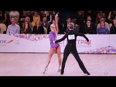 Maxim Elfimov - Evgenia Churikova | Russian Championship Latin 2018 - SF S