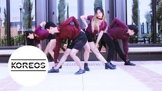 figcaption [Koreos] 9MUSES 나인뮤지스 - Remember 기억해 Dance Cover 댄스커버