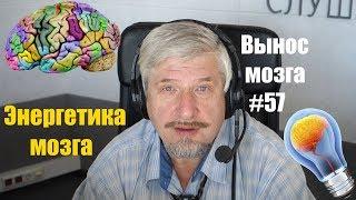 «Энергетика мозга» Сергей Савельев (Вынос мозга #57)