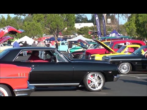 6th Annual Whittier Area Classic Car Show (2017) - Drive-Ins