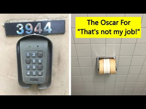 """""""Not My Job"""" Fails That May Haunt Your Forever"""