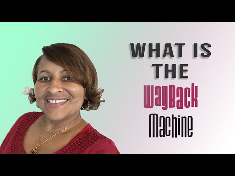 Wayback Machine Helps Recover Lost Blog Content