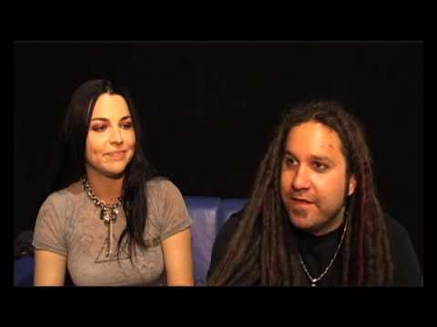 NME Video: Evanescence Interview @ Download 2007