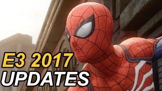 தமிழ் | Spider-Man (PS4) | E3 2017 Updates | Tamil