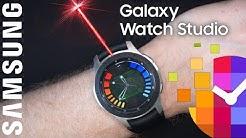 Créez vos cadrans de montre Samsung ⌚ Samsung Galaxy Watch Studio