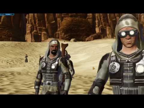 Let's Play Star Wars The Old Republic - Imperial Agent - Par