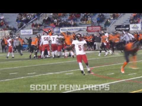 Imhotep Charter vs. Cathedral Prep 2016 AAAA Championship Game Highlights