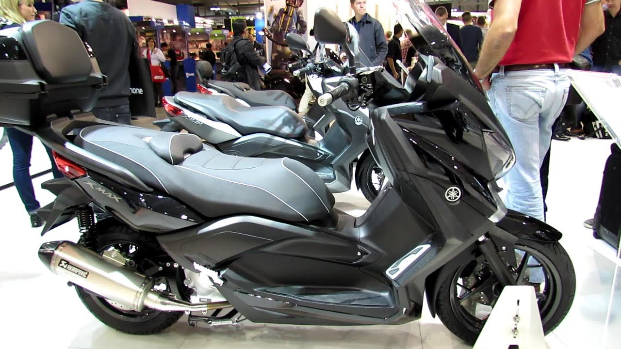 2014 yamaha x max 125 scooter walkaround 2013 eicma milano motorcycle exhibition youtube. Black Bedroom Furniture Sets. Home Design Ideas
