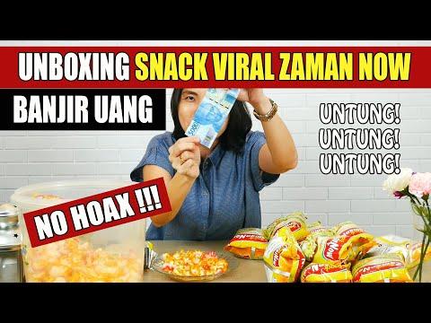 unboxing-snack-viral-zaman-now!-banjir-uang,-untung-untung-untung!
