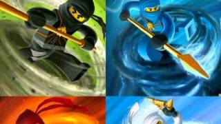 Lego Ninjago All Of The Songs