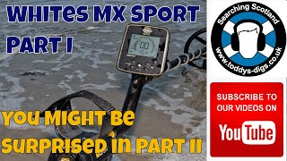 Whites MX Sport Part 1 - Bench Test
