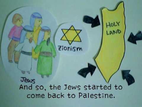 Roots Of Arab Israeli Conflict