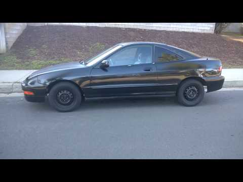 HOW TO KEEP YOUR INTEGRA  FROM GETTING STOLEN