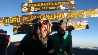 Climbing Kilimanjaro for Huntington's Disease Association (Part 2 of 2)
