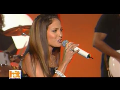 Jennifer Lopez - I'm Real Live Hit Machine