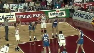 EuroBasket 1993 Finale Russia - Germany (part 1)
