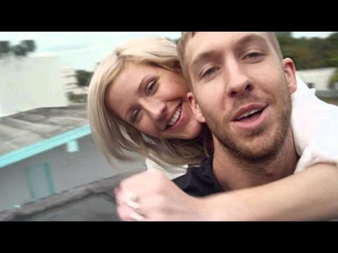 Calvin Harris - Outside ft. Ellie Goulding (Savagez Trap Remix)