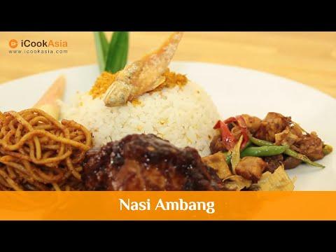 Nasi Ambang | Try Masak | iCookAsia