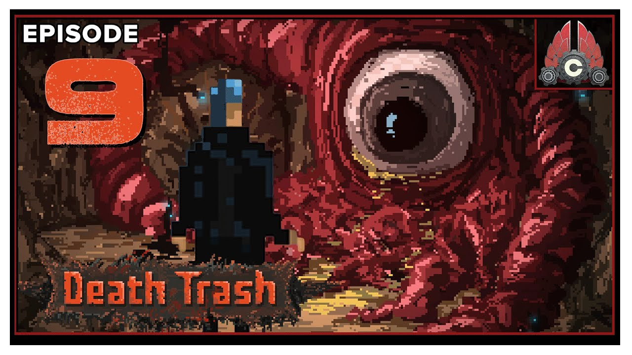 CohhCarnage Plays Death Trash Early Access - Episode 9