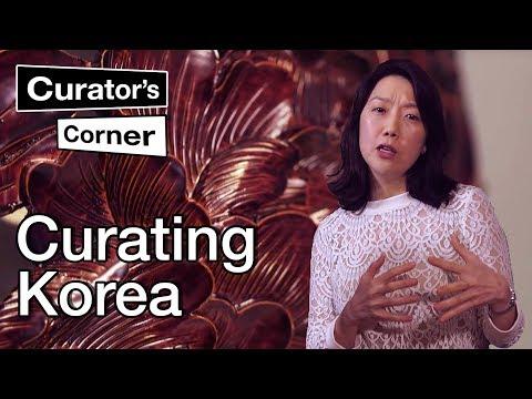Curating Korea at the British Museum I Curator's Corner Season 1 Episode 4