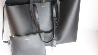 Saint Laurent Large Shopping Tote - Review