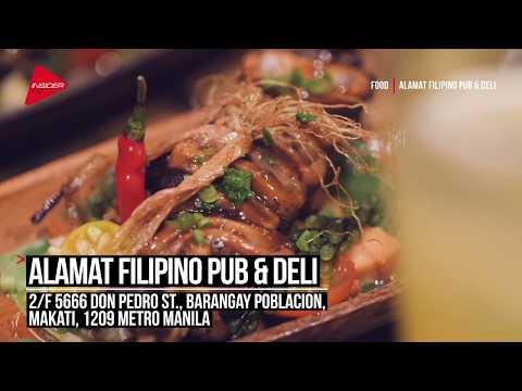 Alamat Filipino Pub and Deli | Manila