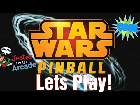Arcade1up Starwars Gameplay. Lets have some fun!!!! from Jester Tester