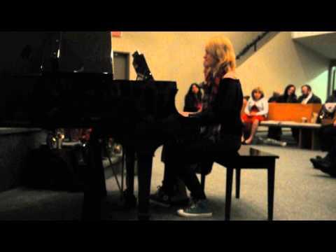 Piano Duet - French Carol