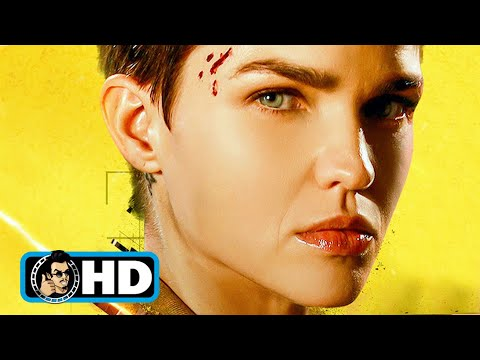 THE DOORMAN Exclusive Movie Clip (2020) Ruby Rose Action Movie