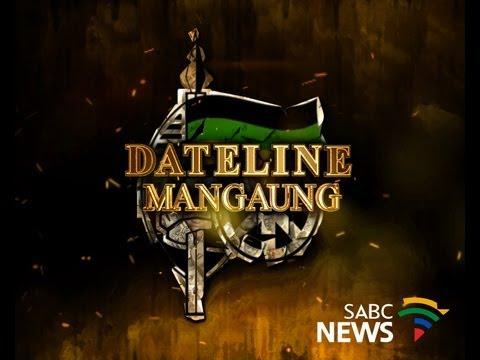 Dateline Mangaung - 20 December 2012