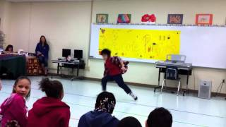 Download KJ - Dance at school (10yo) MP3 song and Music Video