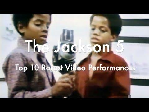 Download THE JACKSON FIVE - 10 Rarest Video Performances